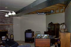 Mohawald Basement Before 7