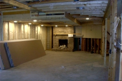 Mohawald Basement Before 2